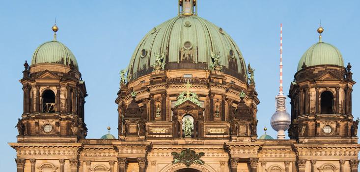 Foto: Musik- und Kulturreise nach Berlin zu Frühjahrsbeginn