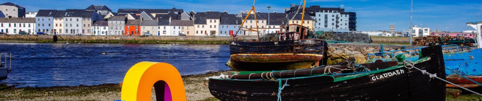 Irland Dublin und Galway